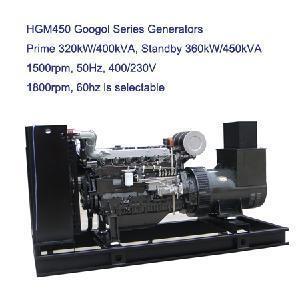 Best 500KVA Diesel Generator 50Hz wholesale