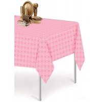Best Oilproof PEVA Heavy Duty Table Covers Print Logo 0.022mm Thick wholesale