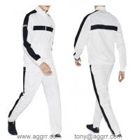 Best Lacoste long suit sportswear men track suit design clothing wholesale