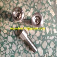 SS321 stainless steel hex socket shoulder screw for sale