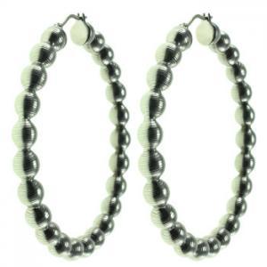 Best Contemporary Stainless Steel Hoop Earrings Lead And Nickel Free wholesale