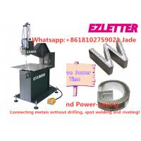 Best Hotsale EZClintcher Channel letter connecting without drilling, spot welding and riveting wholesale