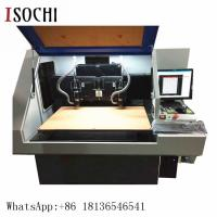 Best 2 Z Axis PCB CNC Drilling and Routing Machine Double Screw 2 Spindles wholesale