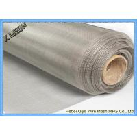Best 5 Micron Stainless Steel Woven Wire Cloth Dutch Mesh 0.914m X 30m For Filter wholesale