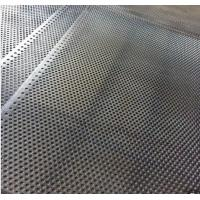 Cheap Stainless steel Round hole Perforated Metal Sheet/ Perforated Metal Mesh for sale