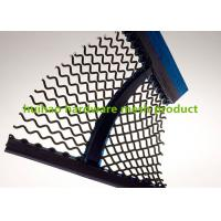 Best Poly Stringer Self Cleaning Screen Mesh, High Carbon Steel Doser Harp Screen wholesale