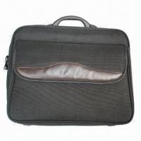 Best Laptop Bag, Made of 1680D Nylon and Leather, Customized Designs and OEM Orders are Welcome wholesale