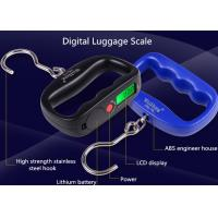 Best High Strength Belt Digital Luggage Weighing Scale With Value Lock Function wholesale