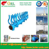 Best High Temperature Boiler Header Manifolds with Boiler Manifold Piping wholesale