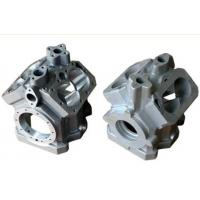 Cheap Eco - friendly material Multi cavity magnesium alloy Sand Castings with DIRECT Gate for sale