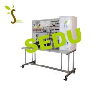 China Educational Equipment Technical Teaching Equipment Industrial Refrigeration Trainer on sale