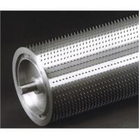 Cheap PVC , PE , PP,  ABS Embossing Roller With High Performance , Leather Embossing Roll for sale