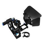 Best Camera Cage +Top Handle+15mm Aluminum Rod Block Plate+Follow Focus+Matte Box wholesale