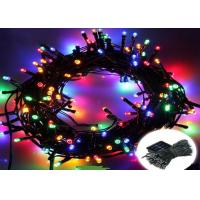 China Holiday Decorative Solar Powered LED String Lights For Outside Patio 12*6.5*25CM on sale