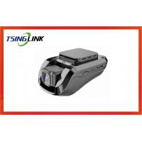 Best 3G HD GPS Tracking Dash Cam 1080p Video Recording With SD Card Storage wholesale