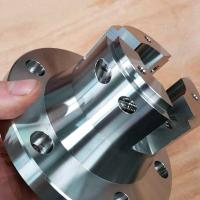 Best Automatic Component CNC Custom Machining , High Precision Machining Part Natural Finish wholesale