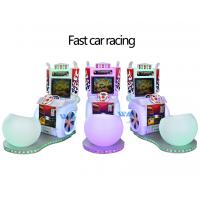 Best Video Racing Game For Kids 17 Inch Coin Operated Arcade Machines wholesale