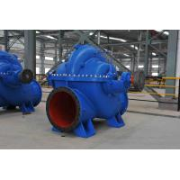 Best High Flow Double Suction Centrifugal Pump Axial Split Case For Fire Fighting wholesale