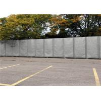 """Best Mobile Noise Barriers 40dB noise reduction 48' x 144"""" for construction fence panels customized the size wholesale"""