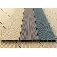 Best WPC - Wood Plastic Composite Eco-friendly Anti-UV Hollow Decking Board wholesale