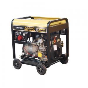Best 13.7A Professional 10000 Watt Diesel Generator Open Frame CE ISO Certification wholesale