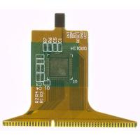 Best 2 Layer 0.12mm Immersion Gold Polyimide Multi-Layer Flexible PCB Board For Industrial Control, Power wholesale