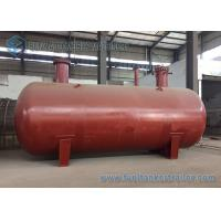 Quality ISO BV SGS 50000L undergrond horizontal type cylinder LPG gas storage tank , LPG tank trailer wholesale