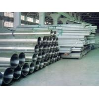 Quality Round Cold Drawn Steel Pipe Seamless For Superheater ASTM A213 T24 T36 wholesale