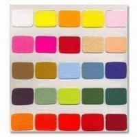 Best Nonwoven Acrylic Felt with 1.6 ±0.2mm Thickness, Ideal for Toys and Bags wholesale
