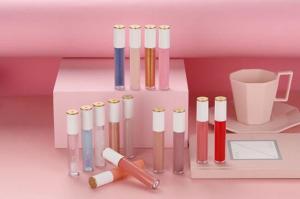 Best Makeup 25 Colors Waterproof Private Label Lip Gloss wholesale