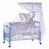 Best High-quality Babies' Crib/ babies' bed/ iron babies' bed/ metal babies' cot wholesale