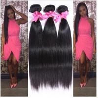"""Best No Tangle Pre Bonded Hair Extension Silky Straight Wave 18"""" 20"""" wholesale"""