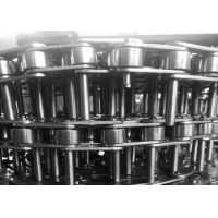 China 304 Stainless Steel Chain Mesh Conveyor Belt Easy To Clean And Use Long Time on sale
