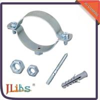 Quality Welded Galvanized Pipe Clamps Bracket wholesale
