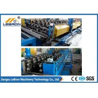 Best 380V 50Hz Cable Tray Roll Forming Machine With Punching Press machine wholesale