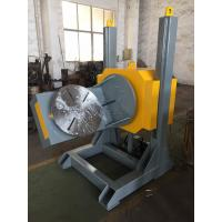 Best L Shaped Welding Positioner With 600mm Dia Table / Hydraulic Lifting Stroke wholesale