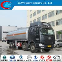 Cheap Compatitive Price Faw 8X4 29.4cbm Truck for Fuel Tanker (CLW1310) for sale