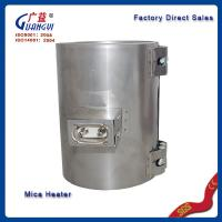 China mica insulation electric extruder band heater on sale