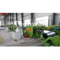 Best Steel Metal Cut To Length Line High Precision For Cutting Coil Into Required Length wholesale