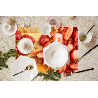 Best Customized Eco-Friendly 0.6mm PET 3D Lenticular Dining Placemat For Kitchen & Kids wholesale
