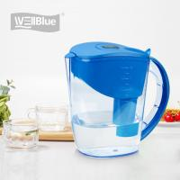 Buy cheap Wholesale Wellblue Alkaline Water filter Pitcher with formulated alkaline filter from wholesalers