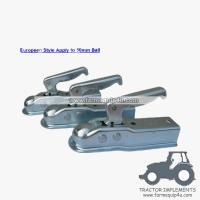 Best European style hitch kit apply to 50mm ball used for car trailer coupler wholesale