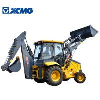 Best XCMG XC870K Farm Mini Tractor With Backhoe And Front End Loader wholesale