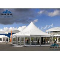 Best UV Resistant Pagoda Replacement Canopy With Sandwich Panel Walls And ABS Walls wholesale