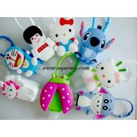 Best Promotional gift mini silicone hand sanitizer holder with factory price wholesale