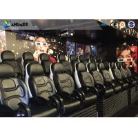 Cheap Unbelievable 7D Movie Theater With Interesting Carton Films And Special Chairs for sale