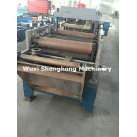 Quality Punching / Cutting Cold Roll Forming Machine With Surface-treated Roller wholesale