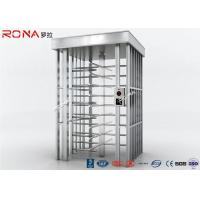 Best 90 Degrees Full Height Turnstile High Security For Outdoor Access Control wholesale