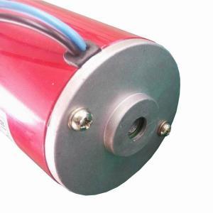 Cheap 180 Watt DC Garage Door Motor red color For Lifting Garage Door for sale