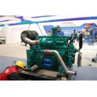 Quality Four Stroke 180 KW General Diesel Generator With Elevated Temperature Radiator wholesale